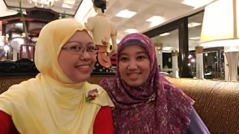 kopdar dengan sahabat blogger