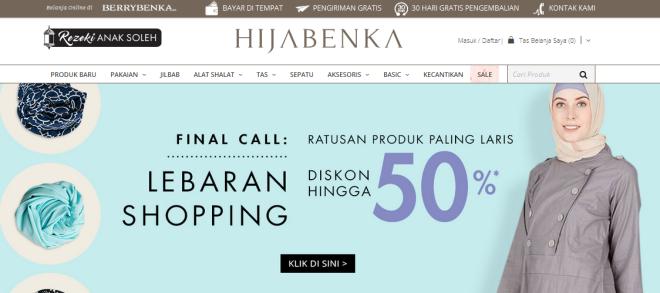 hijabenka web