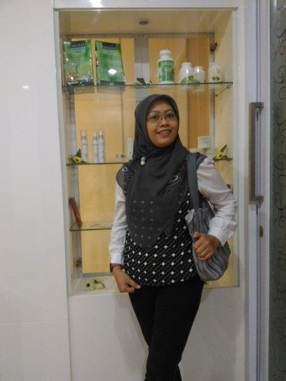 padu padan fashion monochrome
